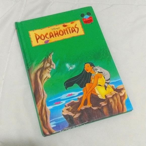 3/25 Pocahontas Picture Book